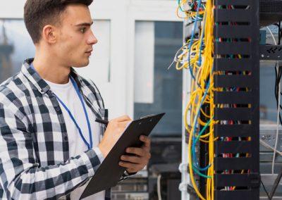 Maestría en Tecnologías de la Información con mención Redes de Comunicaciones