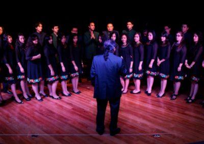 Maestría en Pedagogía con mención en Música y Dirección Coral