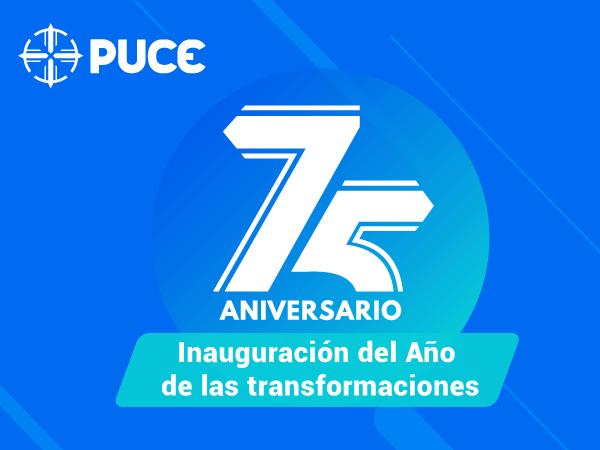 """Inició el """"Año de las Transformaciones"""" en la PUCE"""