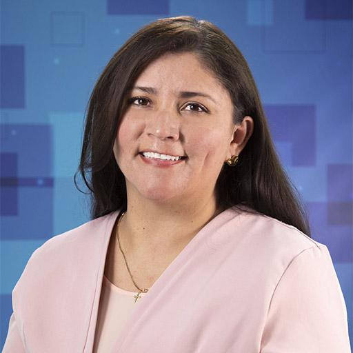 Mgtr. Diana Calderón