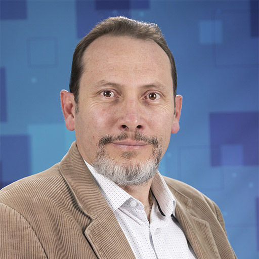 Mgtr. Iván Rueda