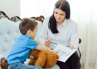 Maestría en Psicología Clínica con mención en Psicoterapia Psicoanalítica de la Niñez y Adolescencia